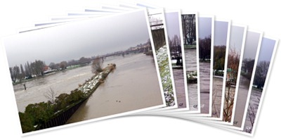 Afficher La Moselle se déchaine