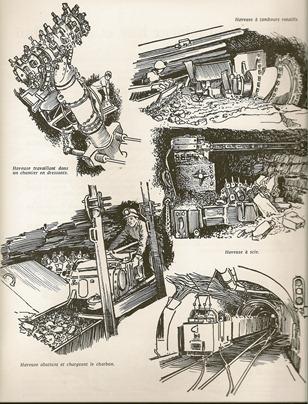 la mine de charbon