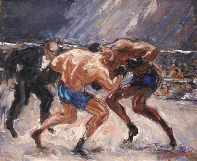 boxe A. Jouclard