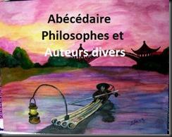 abécédaires philosophes et auteurs divers