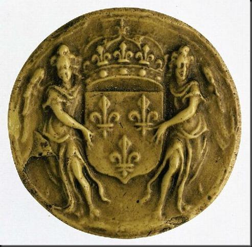 Moulage_du_contre-sceau_du_grand_sceau_de_Louis_XIV,_roi_de_France._1_-_Archives_Nationales_-_SC-D116bis