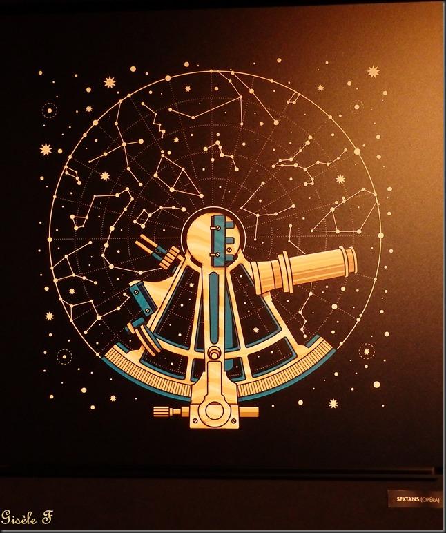 Astrolab exposition présentée par taroe & opéra
