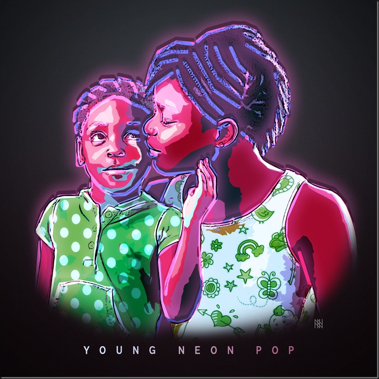 YOUNG NEON POP - AGORA