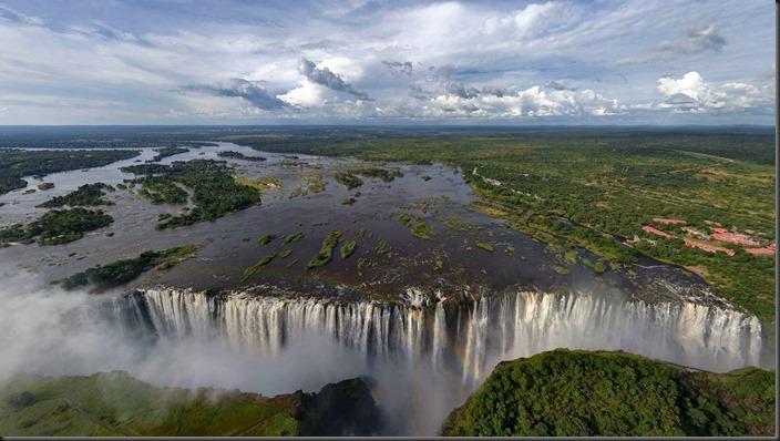 Chutes-Victoria-Zimbabwe