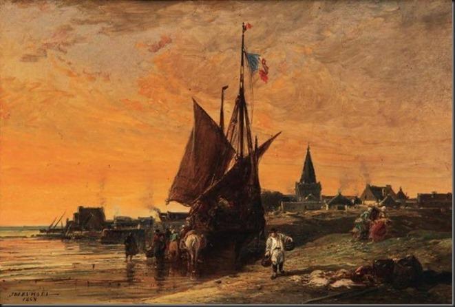 bateau  Jules Noel