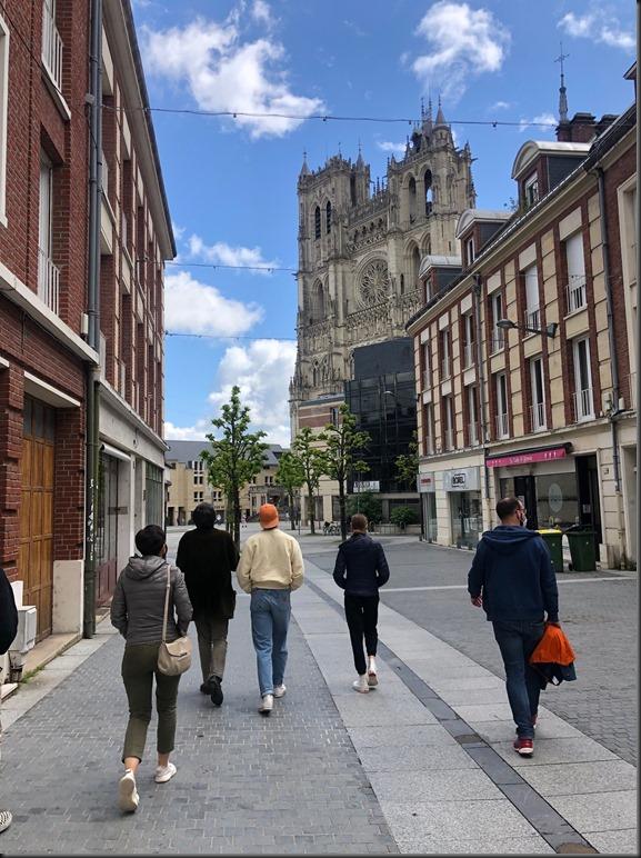la petite tribu à Amiens