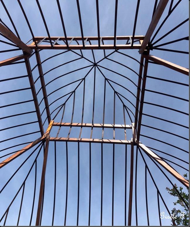 ciel en cage